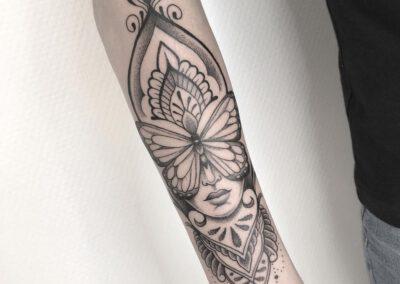 Black Lining - Jimmy - Butterfly