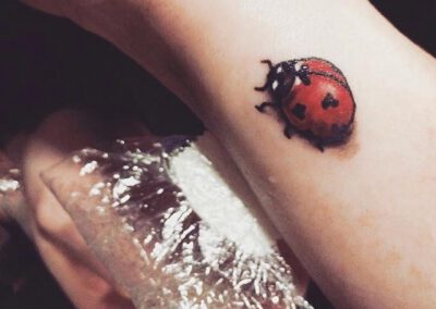 Black Lining - Manon - Full Colour - Ladybug