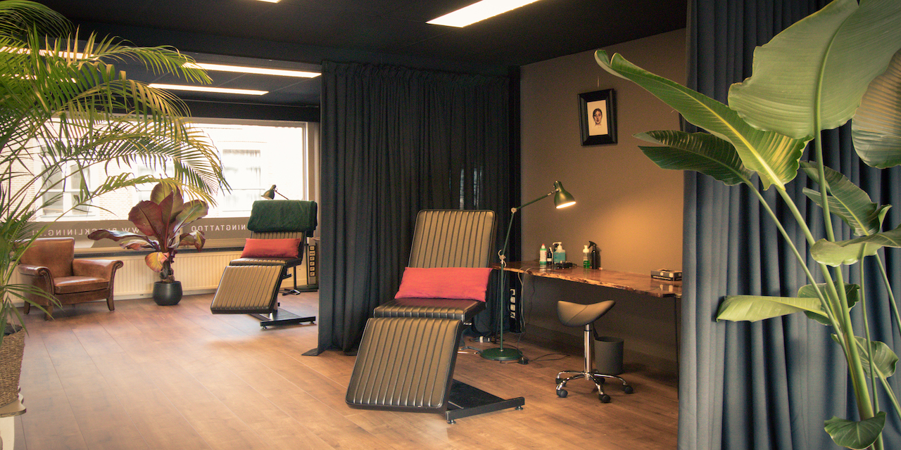 Black Lining - Private tattoo studio - Je bent van harte welkom